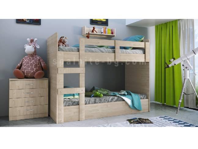 Двуетажно легло City 5015 на супер цени