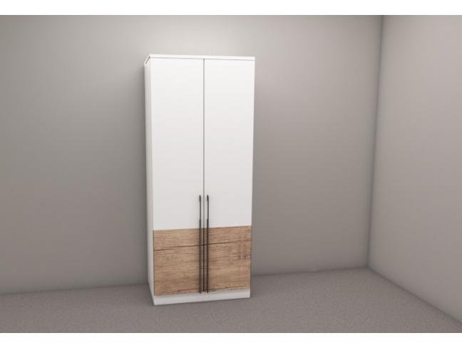 Двукрилен гардероб Калифорния мод. 2 на супер цени