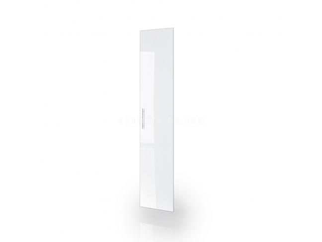Врата Dress мдф бяло гланц на супер цени