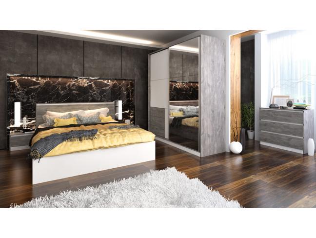 Спален комплект Лагуна 2 на супер цени