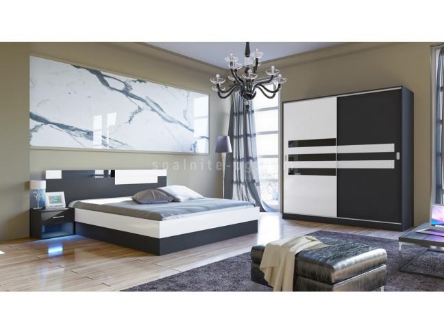 Спален комплект City 7022 на супер цени