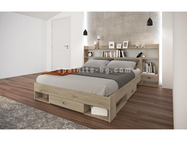 Спален комплект City 7048 на супер цени