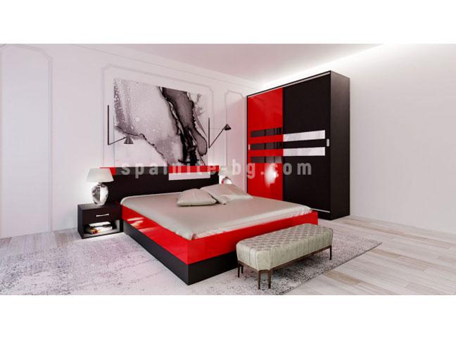 Спален комплект City 7050 на супер цени